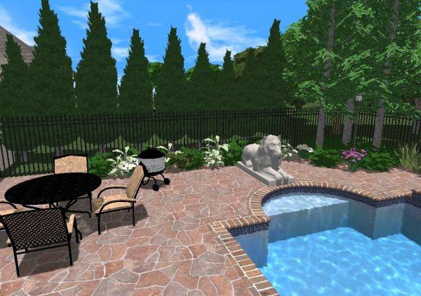 Inground Pool Landscaping 101 Set Your Pool Apart