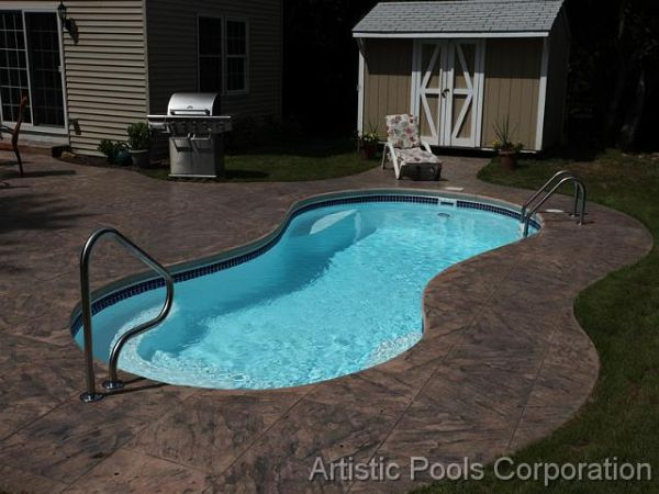 Inground pool coping idea and cost guide for Average cost of swimming pool inground