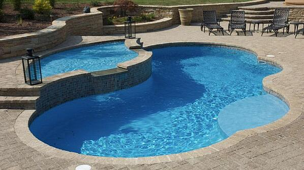The best inground fiberglass swimming pools designs of 2013 for Swimming pool manufacturers