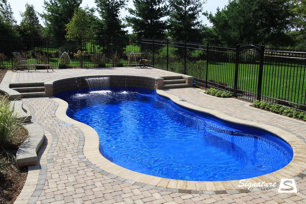 Fiberglass pools plus concrete vinyl and above ground - Do it yourself swimming pool kits ...