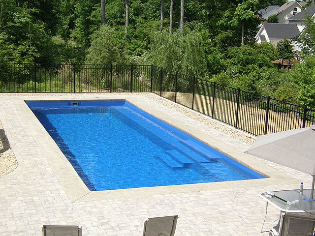 5 ways to buy an inground fiberglass swimming pool for for Pool financing
