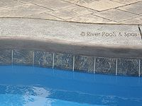 Fiberglass Pool Tiles Waterline NEP Three