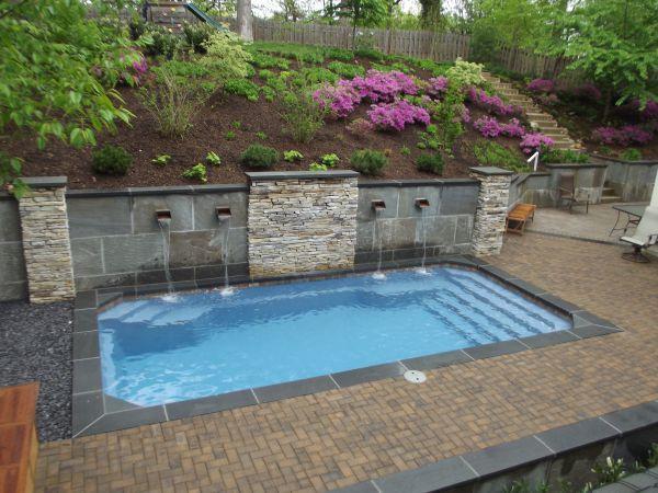 Fiberglass Pools Plus Concrete Vinyl And Above Ground Info