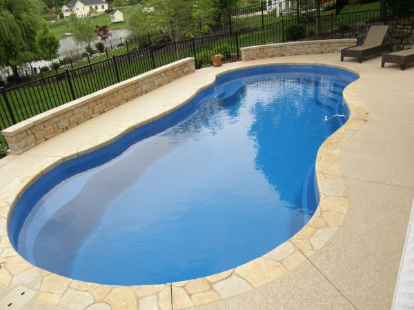 best fiberglass pool manufacturer designs shapes