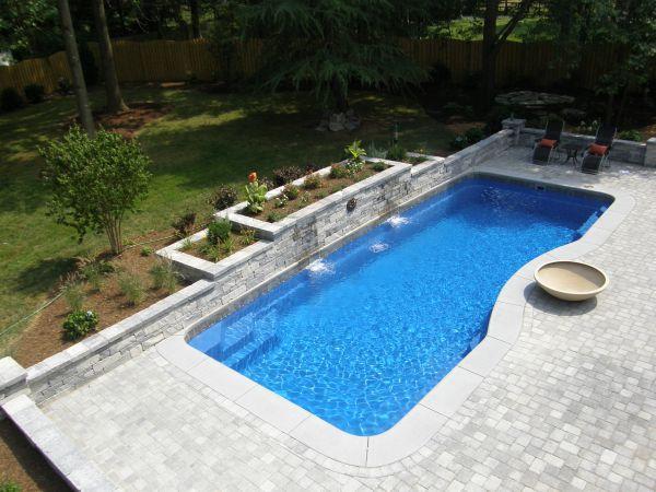 Cheap Fiberglass Pools