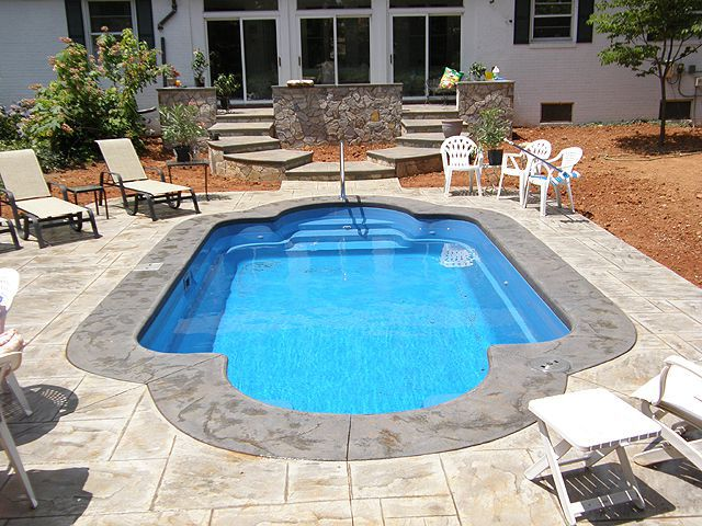 Swimming pool financing river pools and spas for Swimming pool financing