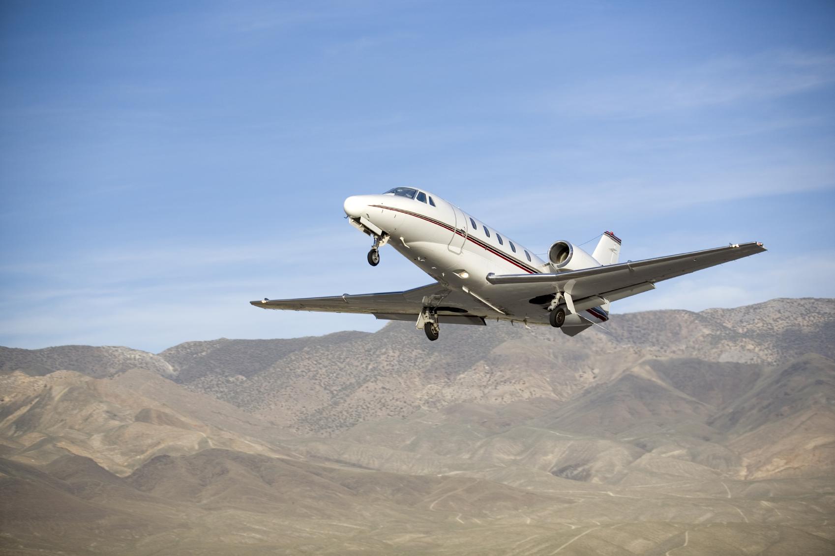 Jet stock options