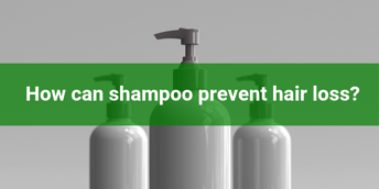 How can shampoo prevent hair loss_
