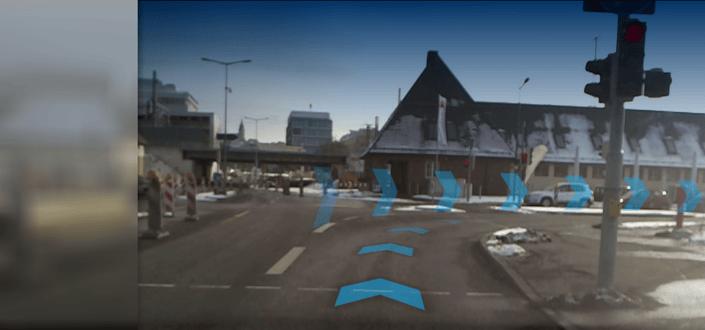 Besser zum Ziel: Augmented Reality bei Mercedes-Benz