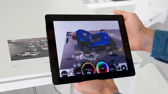 Top 5 Trends für Augmented Reality