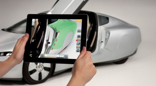Fünf Anwendungsfelder für Augmented Reality in Automotive
