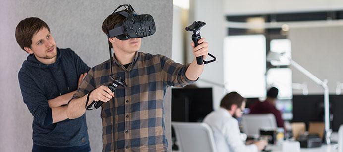 Virtual Reality experts