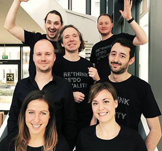 RE'FLEKT Team