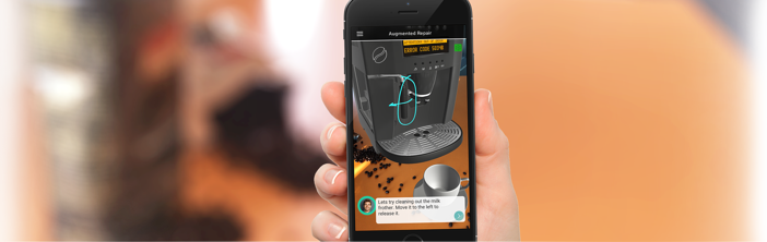 New ARKit & ARCore app shows the future of Augmented Reality Support