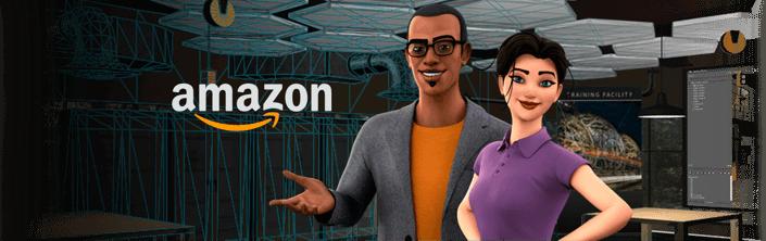 Amazon enters the AR Content Market