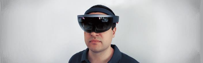 Microsoft Hololens: Interview mit Philipp Bauknecht