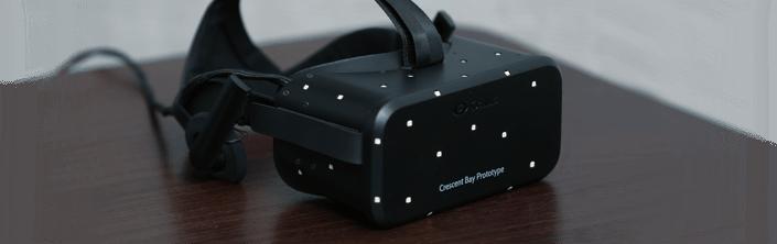 Oculus Connect: Crescent Bay im Test