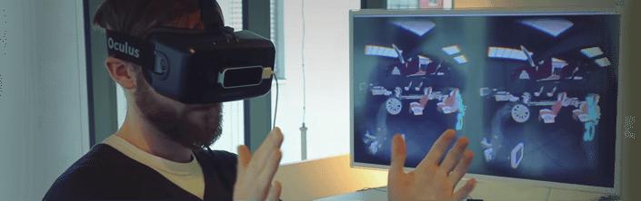 RE'FLEKT Product Explorer Demo - Virtual Reality zum Greifen nah