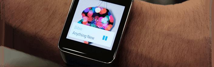 Praxisbericht: Samsung Gear Live Smartwatch mit Android Wear