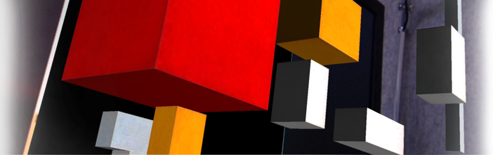 HyperMondrian - Augmented Reality für die digitale Vernissage