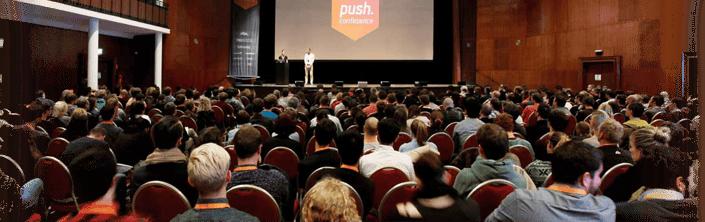 Push Conference: Die User Experience der Zukunft