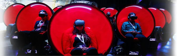 Leaving the reduced reality: with the FlyingLab to SXSW