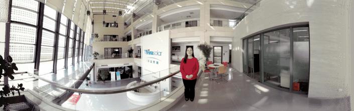 360 Grad Virtual Reality Experience mit Trina Solar