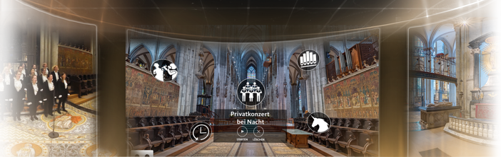 Virtual Reality Menu Design - Part 2