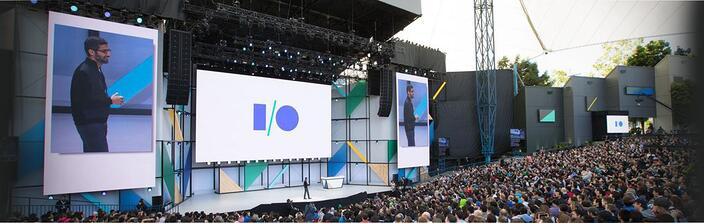 2 groundbreaking AR announcements from this year's Google I/O Conference