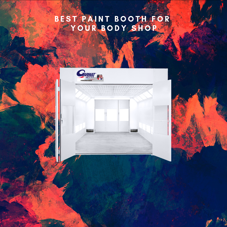Best Paint Booth For Your Body Shop