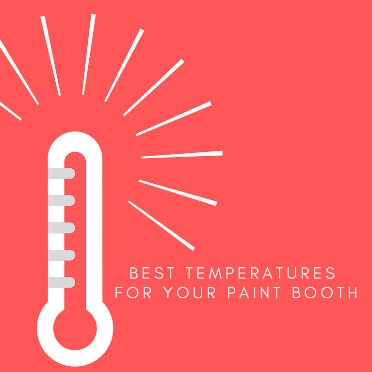 Best Temperatures For Your Paint Booth(1)