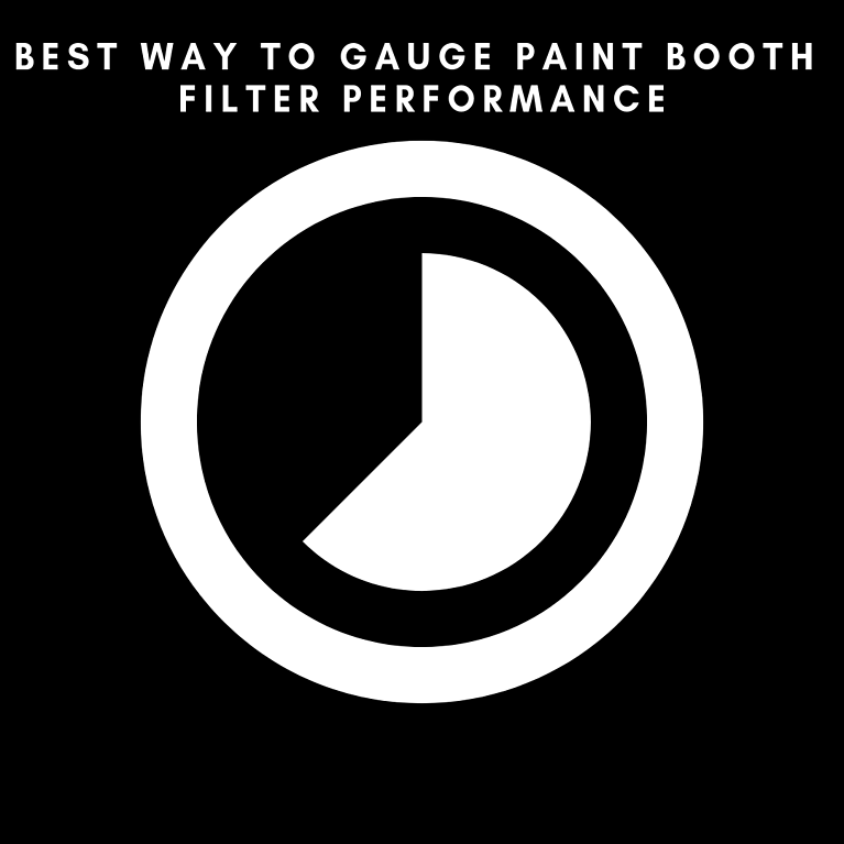 Best Way To Gauge Paint Booth Filter Performance
