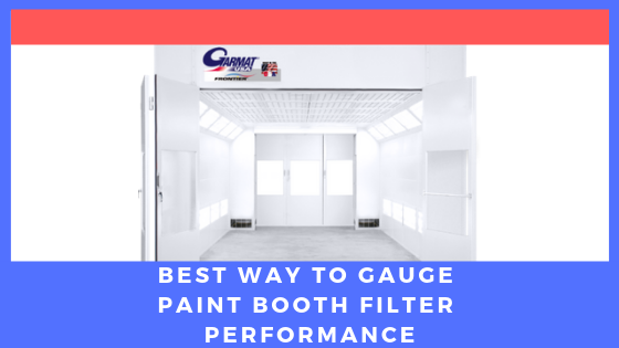 Best Ways To Gauge Paint Booth Filter Performance