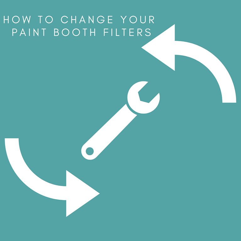 How To Change Your Paint Booth Filters(1)