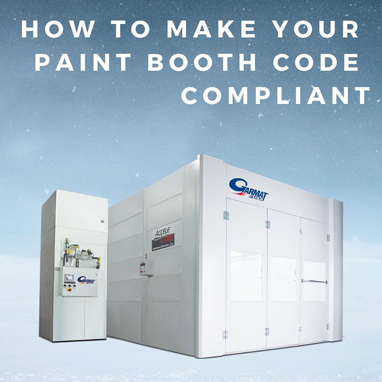 How To Make Your Paint Booth Code Compliant