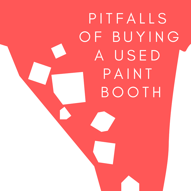 Pitfalls Of Buying A Used Paint Booth(2)