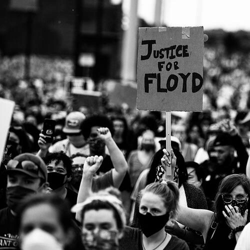 Justice for Floyd Square