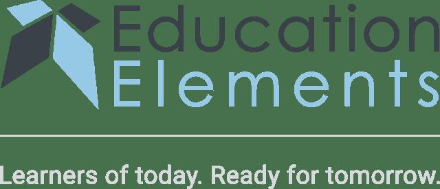Ed Elements Logo Horizontal Tagline 2020