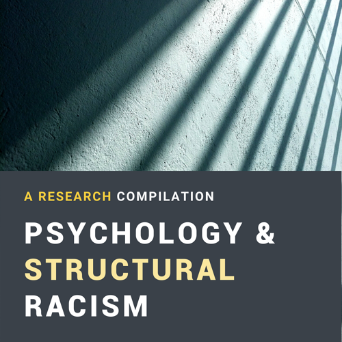 Psychology & Structural Racism square