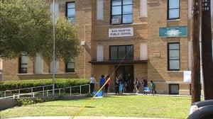 Sam Houston Dallas School