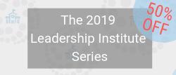 Education Elements 2019 Leadership Institute Series