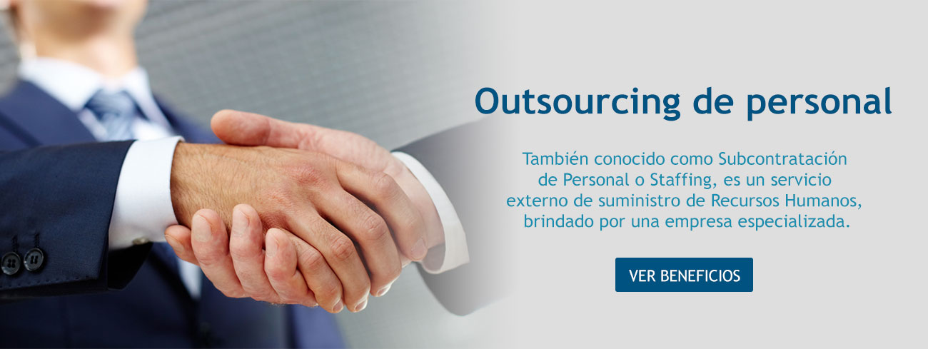 Outsourcing de personal