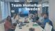 Team HomeRun diskuterade nya funktioner och vidareutveckling