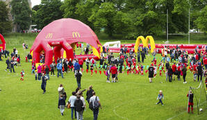 McDonald's Community Football Days Descend on Northern Ireland!