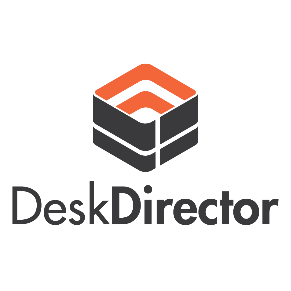 DeskDirector Logo Footer