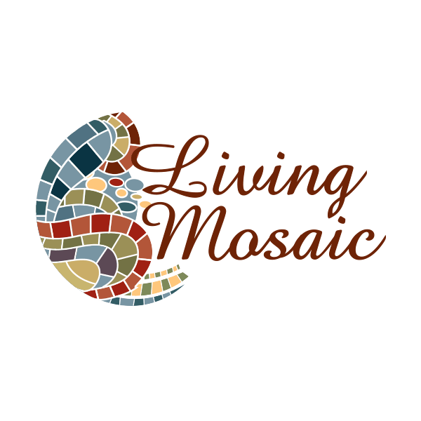 Living Mosaic - Logo Design