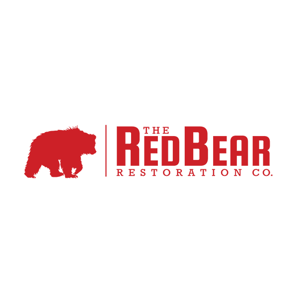 Red Bear Restoration - Logo Design