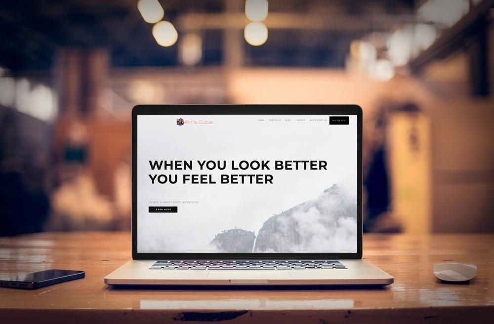 Website Design for Digital Lead Generation
