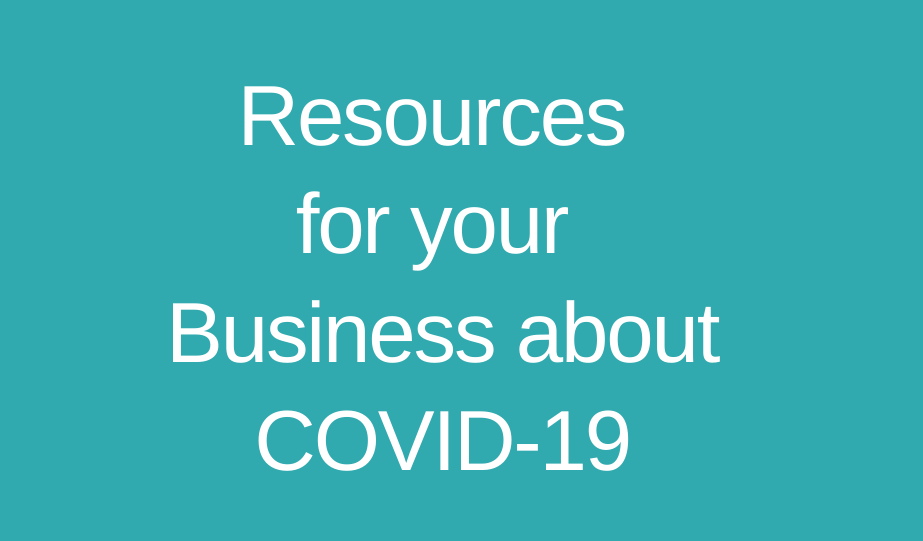 Resource Websites for Your Business About COVID-19