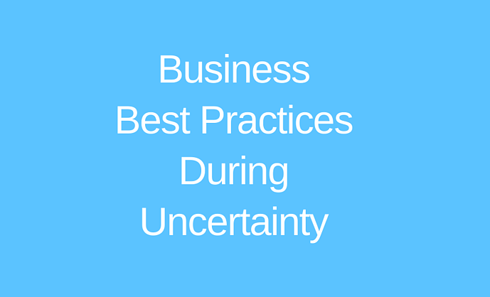 Business Best Practices during COVID-19